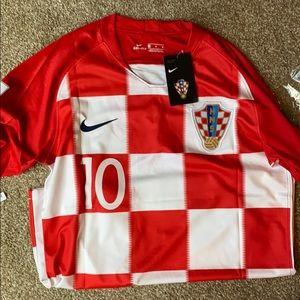 Other - Croatian soccer jersey. Luka Modrić